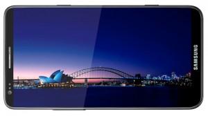 'Samsung Galaxy S III krijgt 4.8 inch scherm met keramische achterkant'