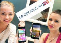 LG Optimus 4X HD komt in juni op de Europese markt