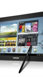 Samsung Galaxy Note 10.1 officieel aangekondigd