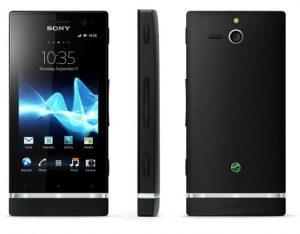 Sony introduceert Xperia P en Xperia U