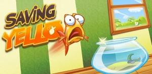 Saving Yello: kruising van Angry Birds en Finding Nemo