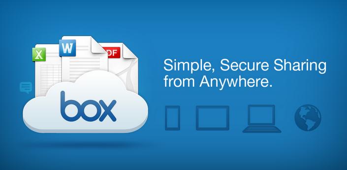 Android-gebruikers krijgen 50 GB gratis online opslagruimte via Box