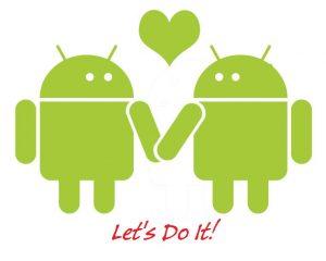 Android-gebruikers hebben vaker seks op de eerste date