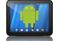 HP TouchPad met Ice Cream Sandwich Review