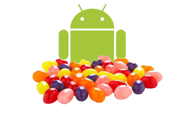 Android vijf jaar hiep hiep hoera!