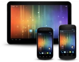 'Google van plan eigen Nexus-tablets zelf te gaan verkopen'