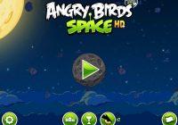 Angry Birds Space nu ook beschikbaar als Premium en HD-versie