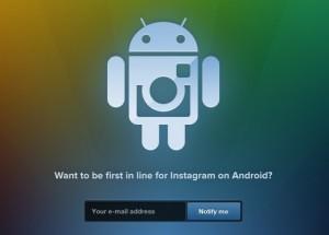 Android-gebruikers kunnen zich nu inschrijven voor Instagram