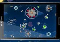 Rovio laat Angry Birds Space voor de eerste keer zien