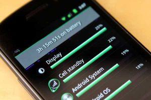 Android-apps met reclame ervoor zorgen dat je batterij eerder leeg is