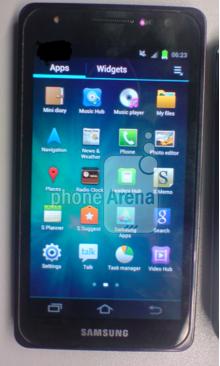 Afbeelding van Samsung GT-i9300 met Ice Cream Sandwich gelekt