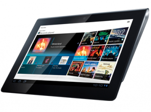 Sony Tablet S en Tablet P krijgen Ice Cream Sandwich in april