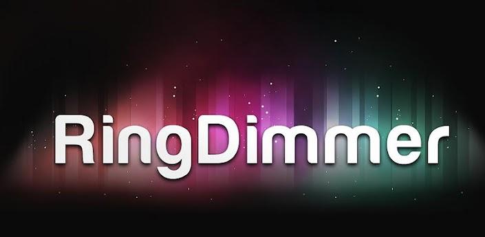 RingDimmer past het volume van je ringtone automatisch aan