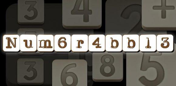 Numbrabble: Wordfeud met getallen