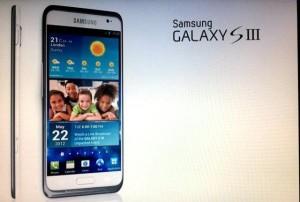 'Al 10 miljoen Samsung Galaxy S III toestellen besteld'