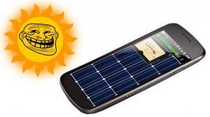 Nutteloze zonnelader-app al meer dan een miljoen keer gedownload