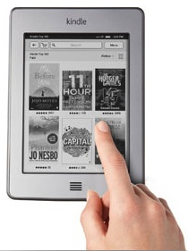 kindle touch uk
