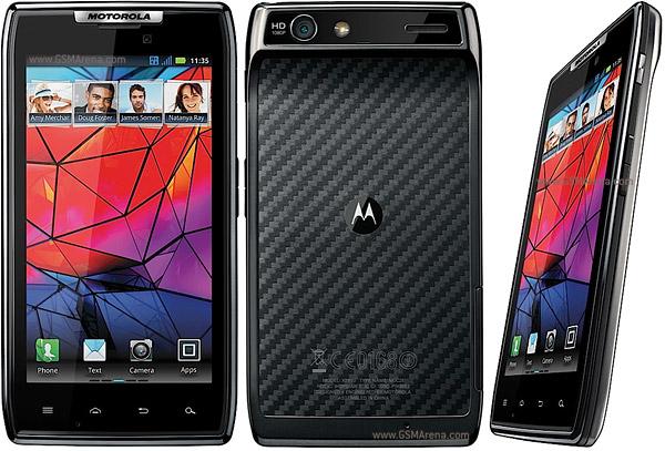 Motorola RARZ MAXX vanaf mei te koop in Europa