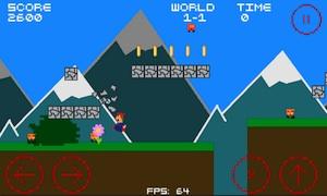Nieuwe Android-game Super Daddio probeert Super Mario te imiteren