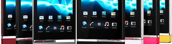 Sony Xperia P en Xperia U uitgesteld tot 28 mei
