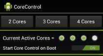 CoreControl