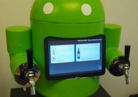 Google heeft zijn eigen Android-biertap
