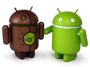 android poppetjes