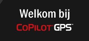 CoPilot GPS: gratis offline routeplanner