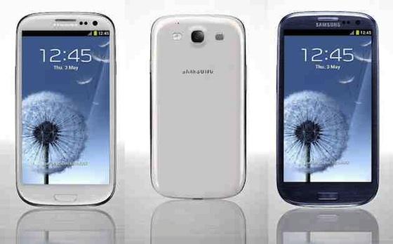 Samsung kondigt Samsung Galaxy S III aan