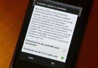 HTC One S krijgt eerste kleine update