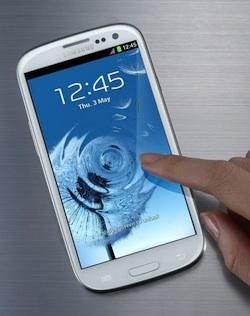 Samsung Galaxy S III aanvankelijk alleen in wit verkrijgbaar