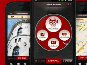 Sidecar laat je videostreamen en informatie delen tijdens het bellen