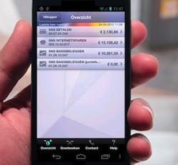 SNS Mobiel Bankieren: overboeken en andere geldzaken regelen in nieuwe Android-app