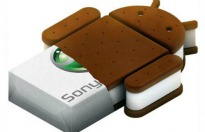 Sony Xperia S Ice Cream Sandwich