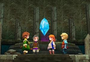 Final Fantasy III voor Android verschenen