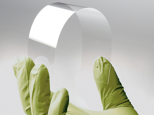 Corning presenteert futuristisch Willow Glass voor OLED- en LCD-schermen