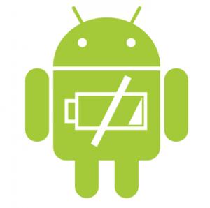 android batterij