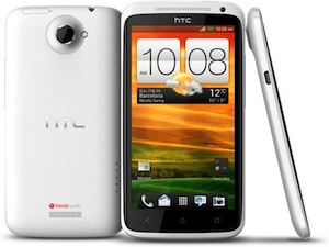 HTC One X Android 4.2 update rolt uit in Europa