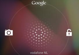 Een eerste indruk van Android 4.1 Jelly Bean (met screenshots)