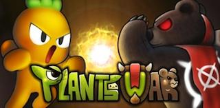 Plants War van Gamevil: gevecht tussen planten- en dierenrijk