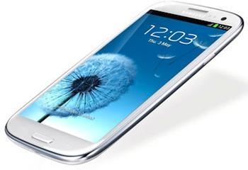 Nieuwe reclame's Samsung Galaxy S III staan in het teken van content delen