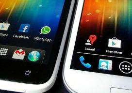 Samsung Galaxy S III vs. HTC One X: welk toestel heeft het beste scherm?