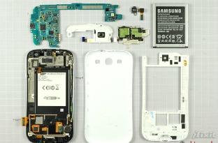 Een video-handleiding om de Samsung Galaxy S III uit elkaar te halen