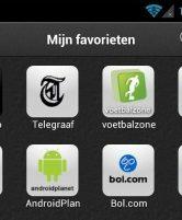 Symbaloo lanceert Android-app