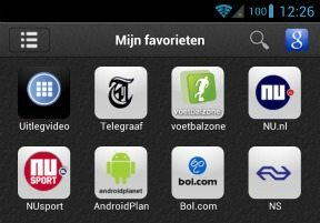 Symbaloo lanceert Android-app
