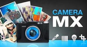 Populaire camera-app Camera MX krijgt grote update met nieuwe realtime-effecten