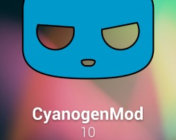 CyanogenMod 10 easter egg