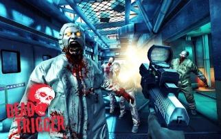 Populaire schietgame Dead Trigger geüpdatet, nu gratis in de Google Play Store