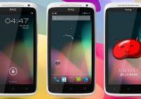 HTC is bezig aan Jelly Bean-updates voor One X en One S