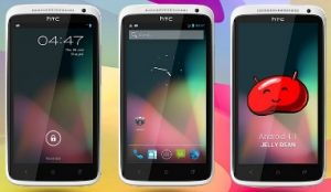 Jelly Bean voor HTC One X en One S
